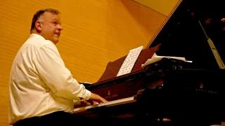 El pianista y profesor Álvaro Guijarro