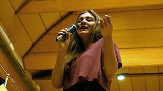 Vocalista y Violoncello Laia Ferrer