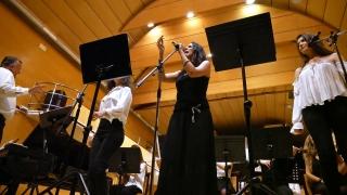 Cantante solista de Jazz en Madrid. Amanda Gaviria, Rocía Gordillo, Lucía Gavilanes