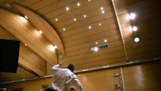 Álvaro Guijarro dirige un combo de Jazz