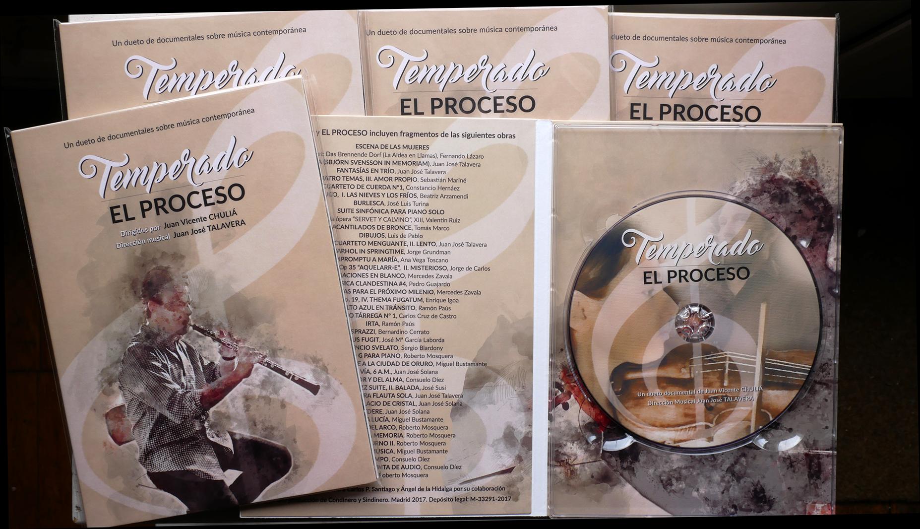 ¡DVD ya disponible!
