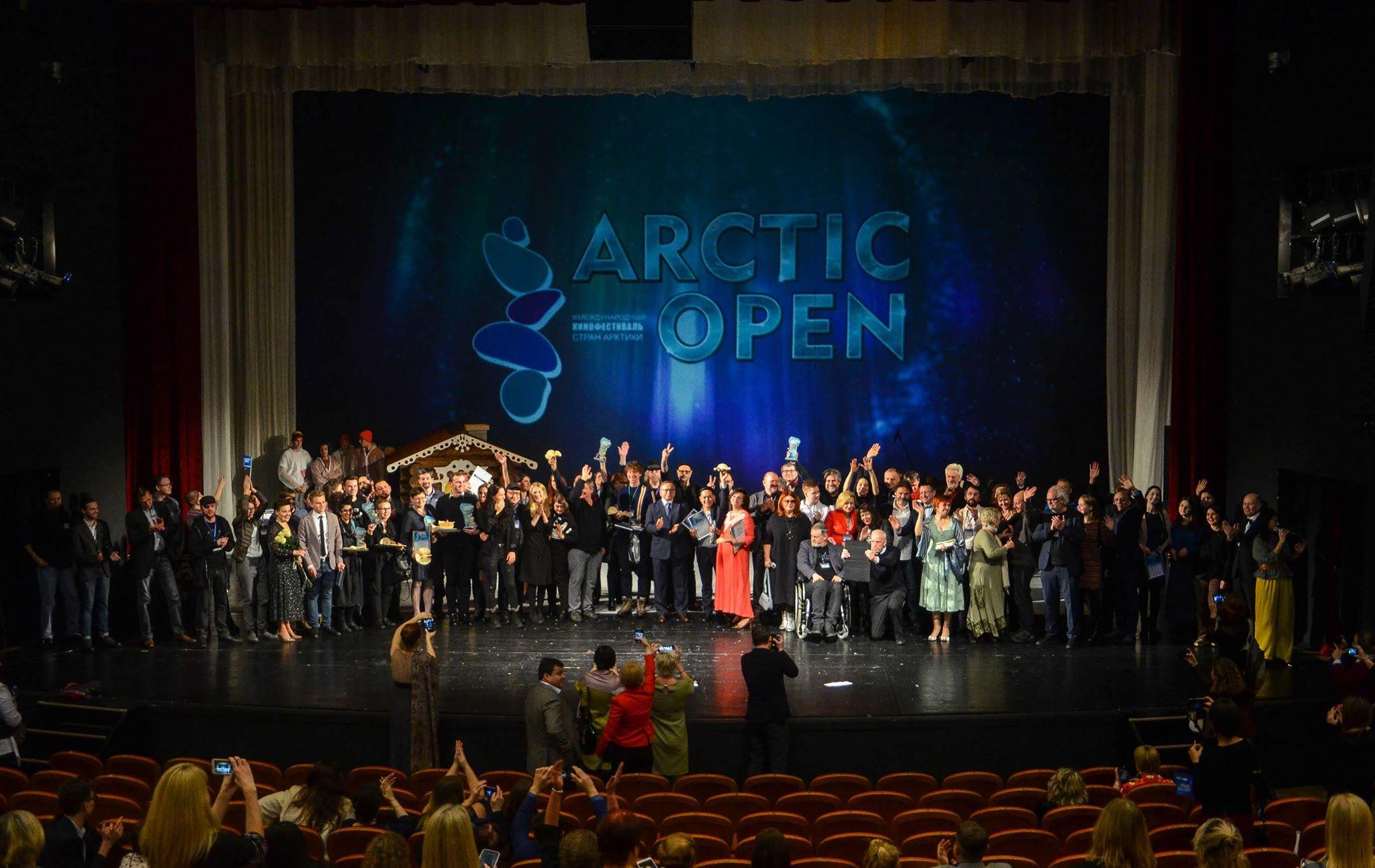 Arctic Open