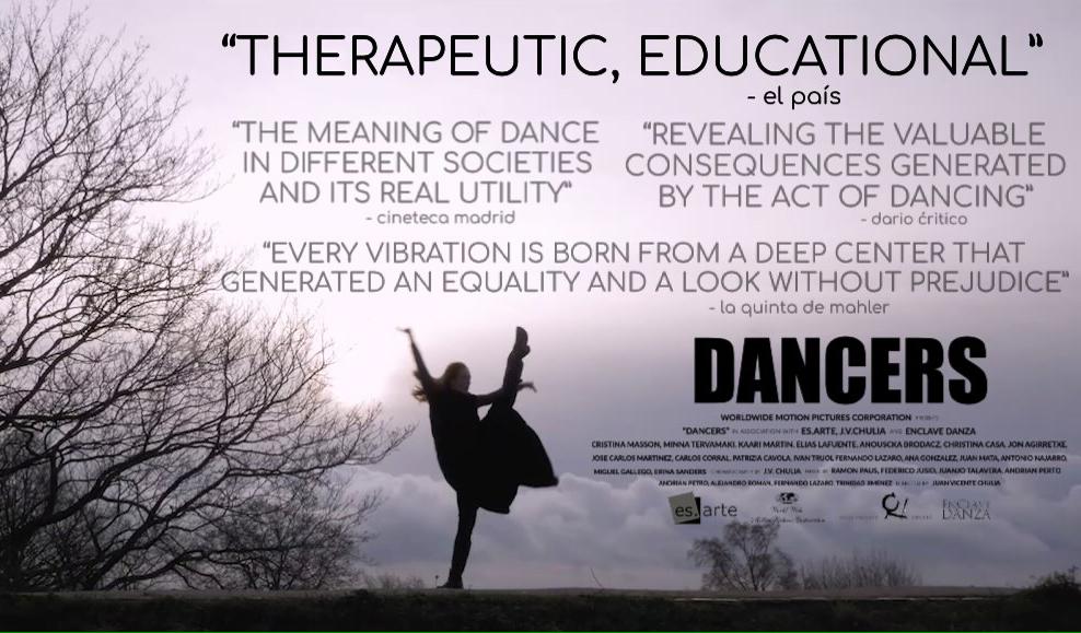 DANCERS en USA